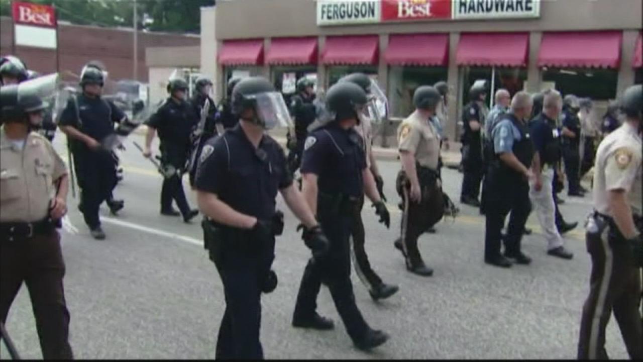 Federal Ferguson probe nearing release
