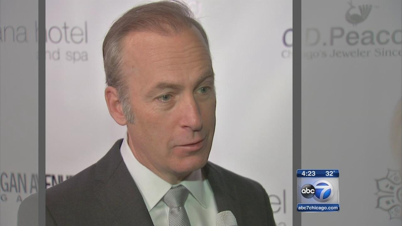 Naperville native Bob Odenkirk on recent trip home