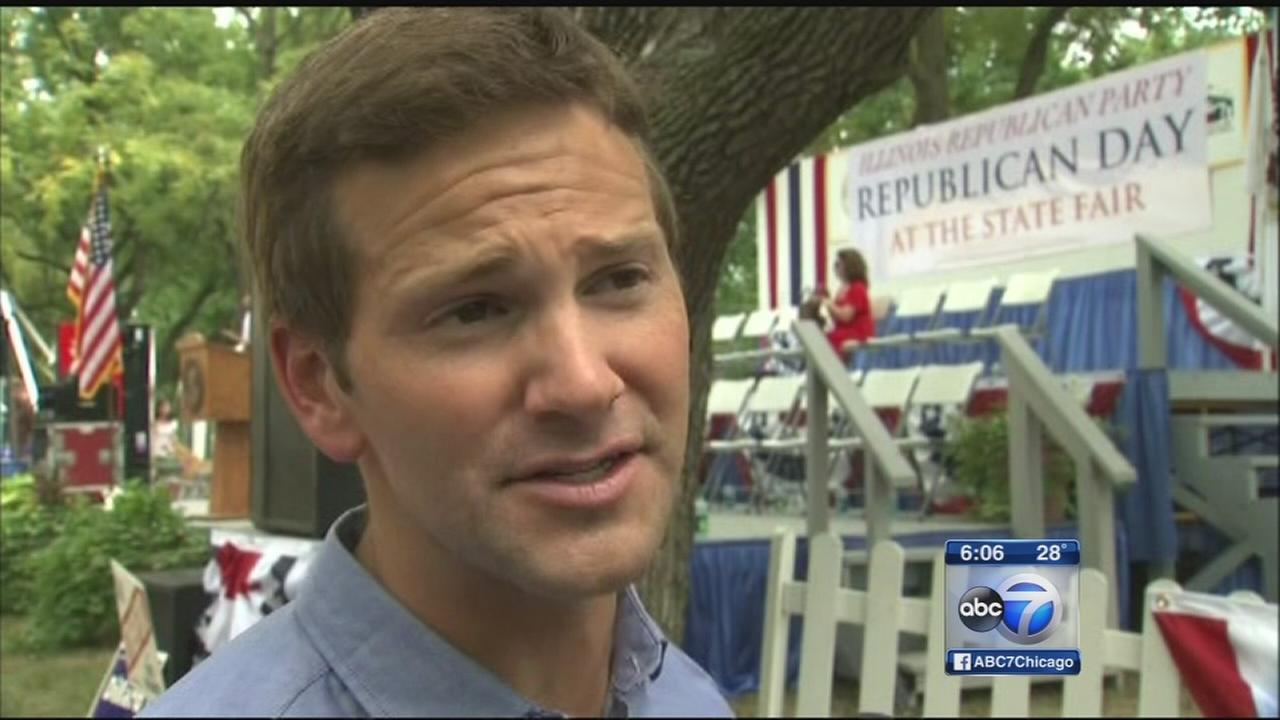 Aaron Schock under fire for taxpayer-funded travel