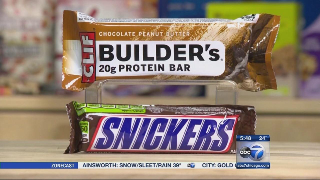 Consumer Reports: Best snack bars