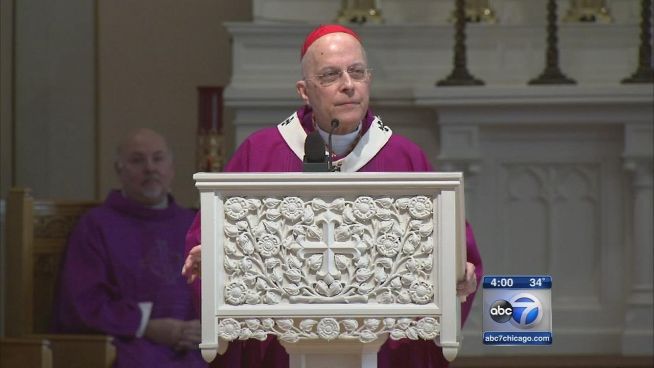 Cardinal George hospitalized for testing