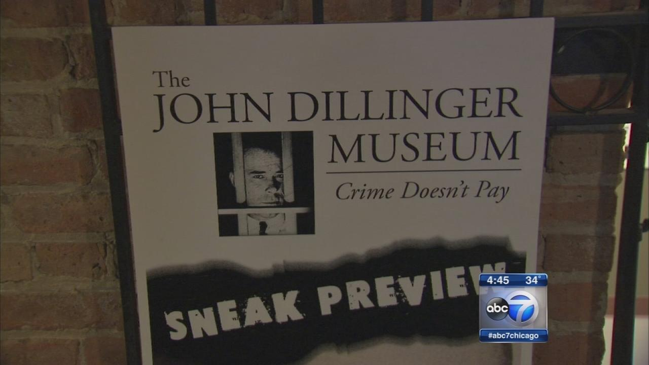 Sneak peek of John Dillinger Museum