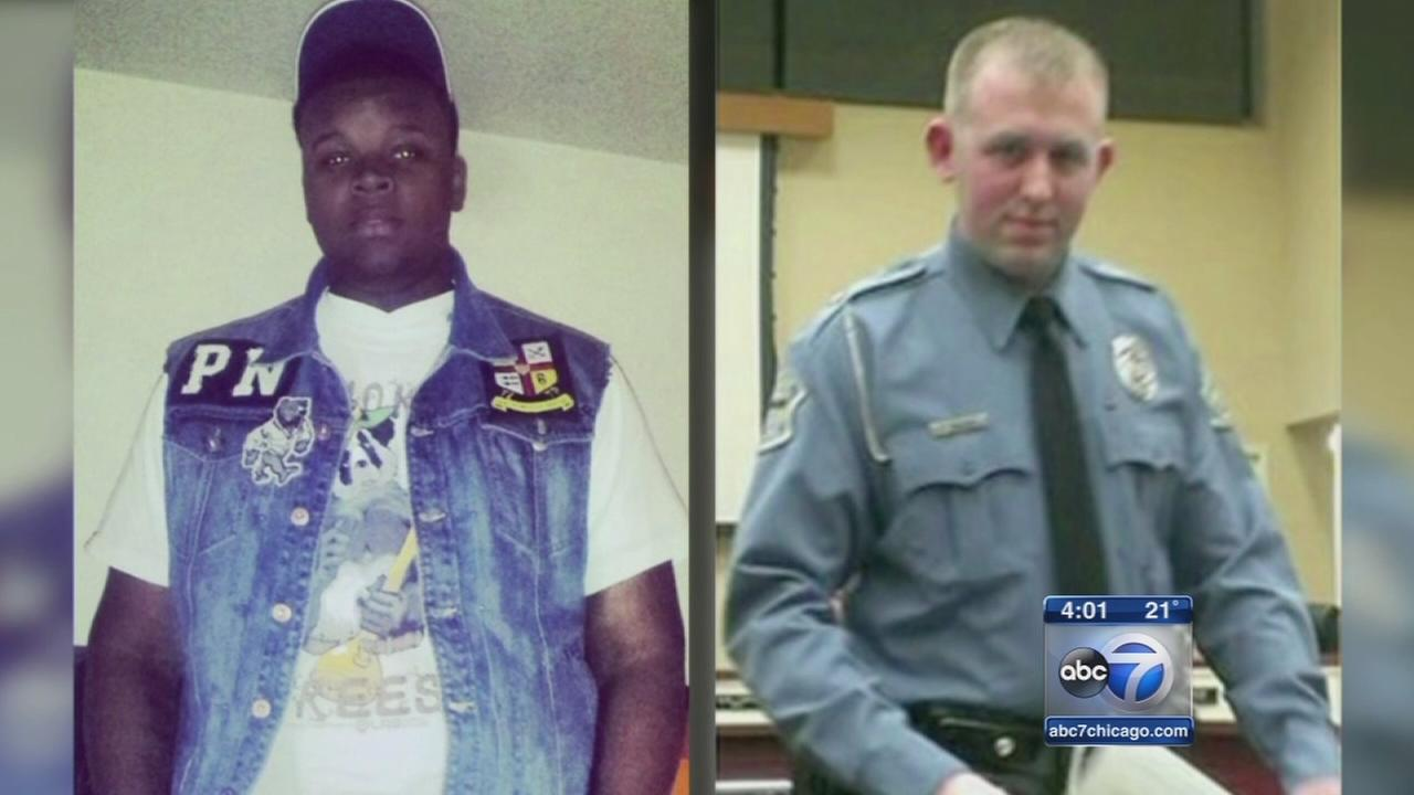 DOJ will not charge Darren Wilson