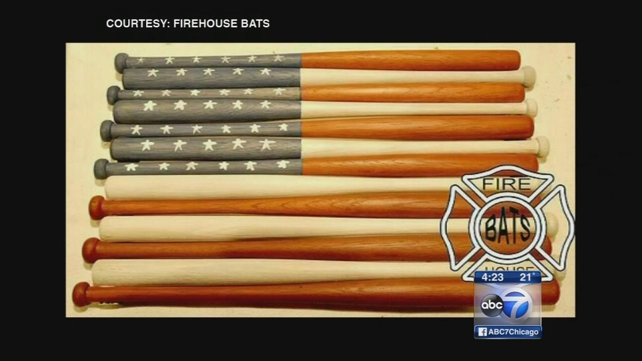 Baseball bats are made by hand on Chicagos northwest side