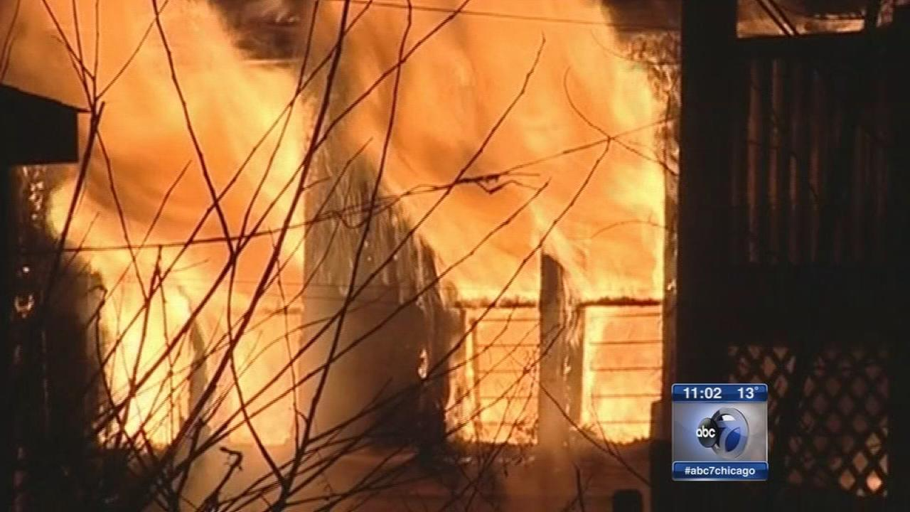 18 displaced by West Englewood fire