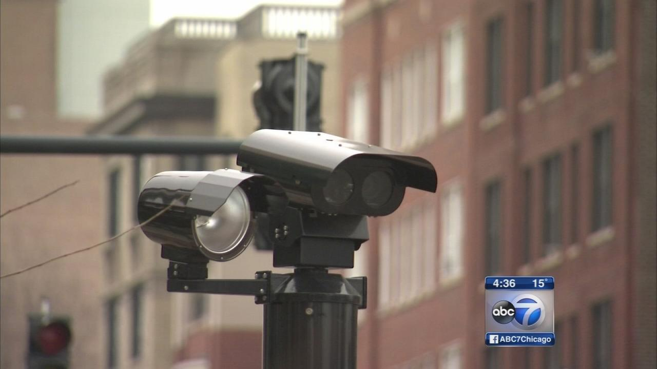 Garcia says he will rid city of red light cameras if elected
