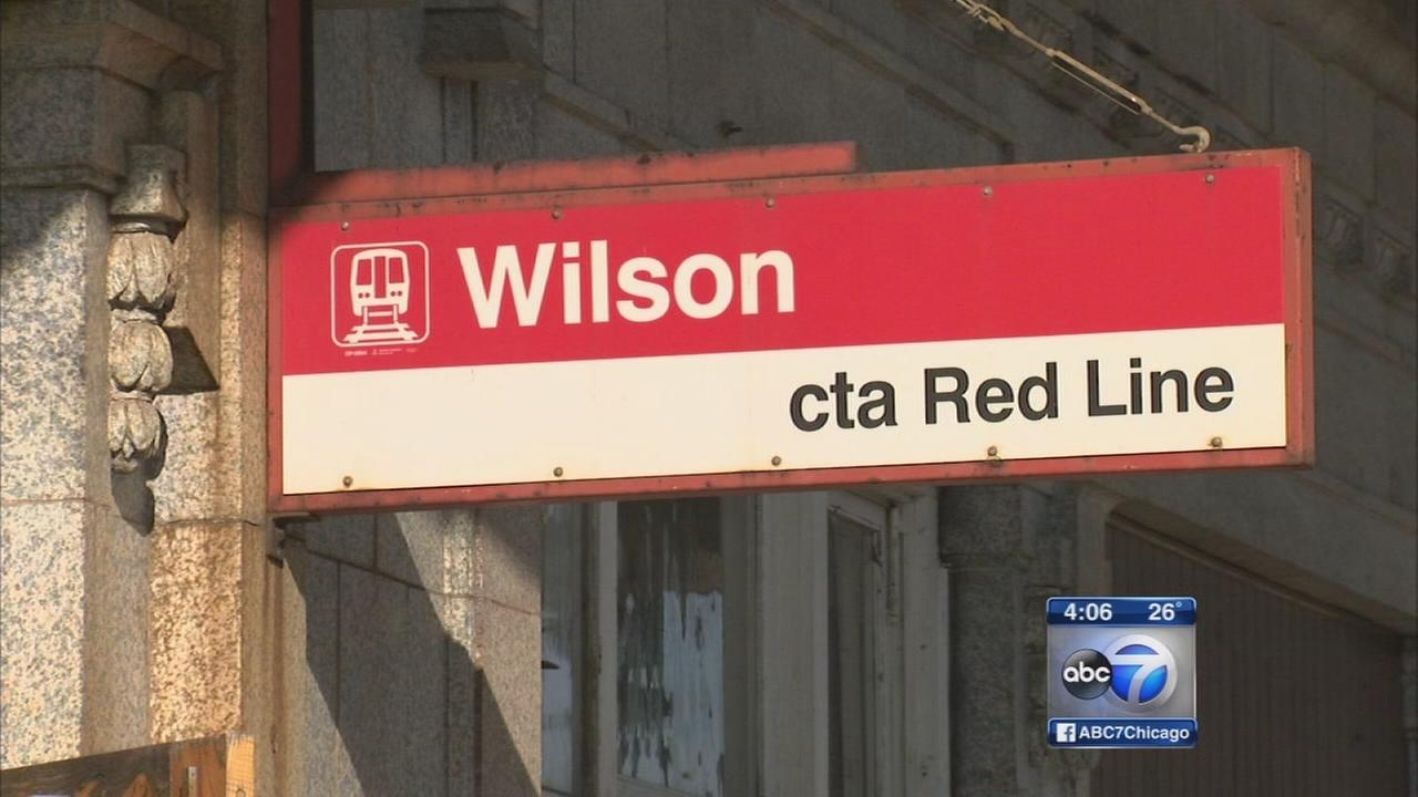 CTA Red Line work begins