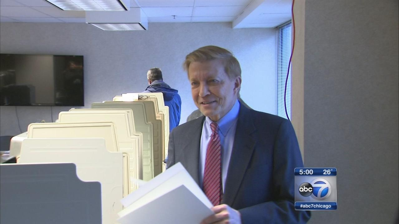 Former campaign worker claims Fioretti paycheck bounced