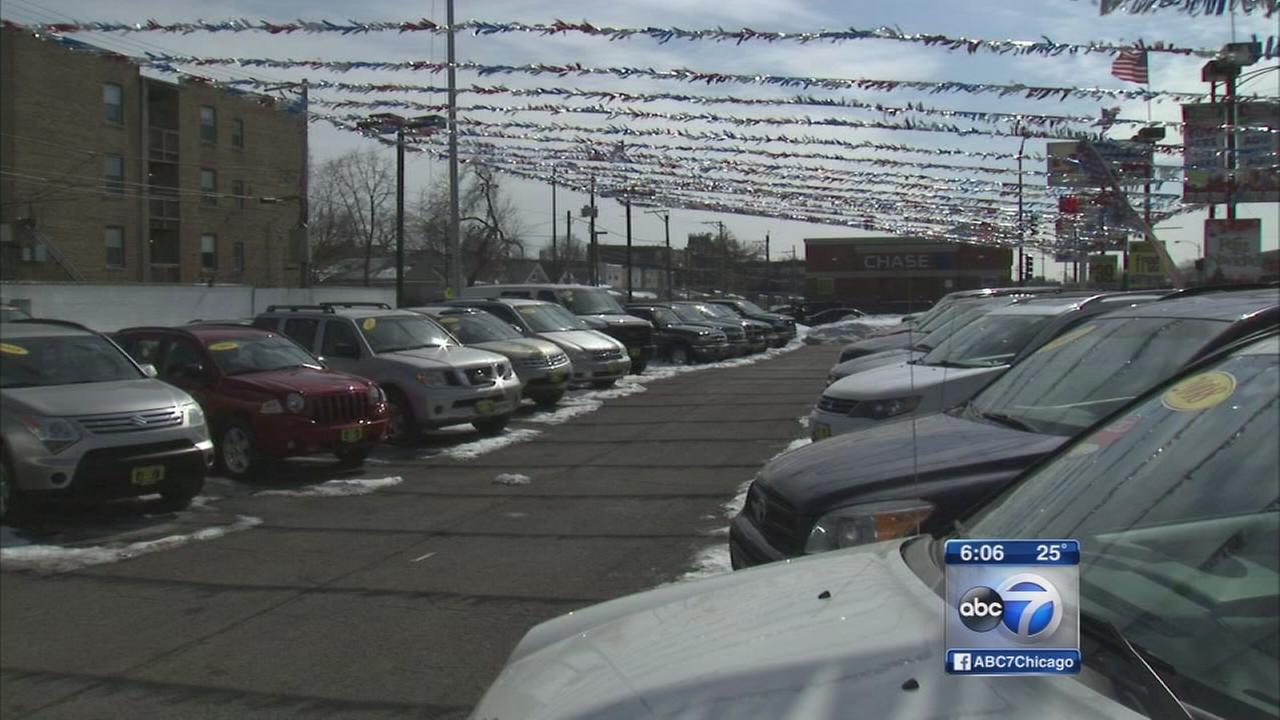 Bill seeks to overturn ban on Illinois Sunday car sales