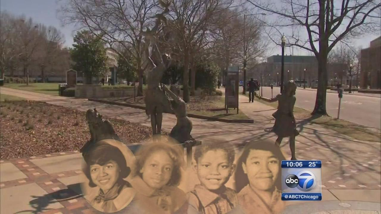 Chicagoans head south to Selma