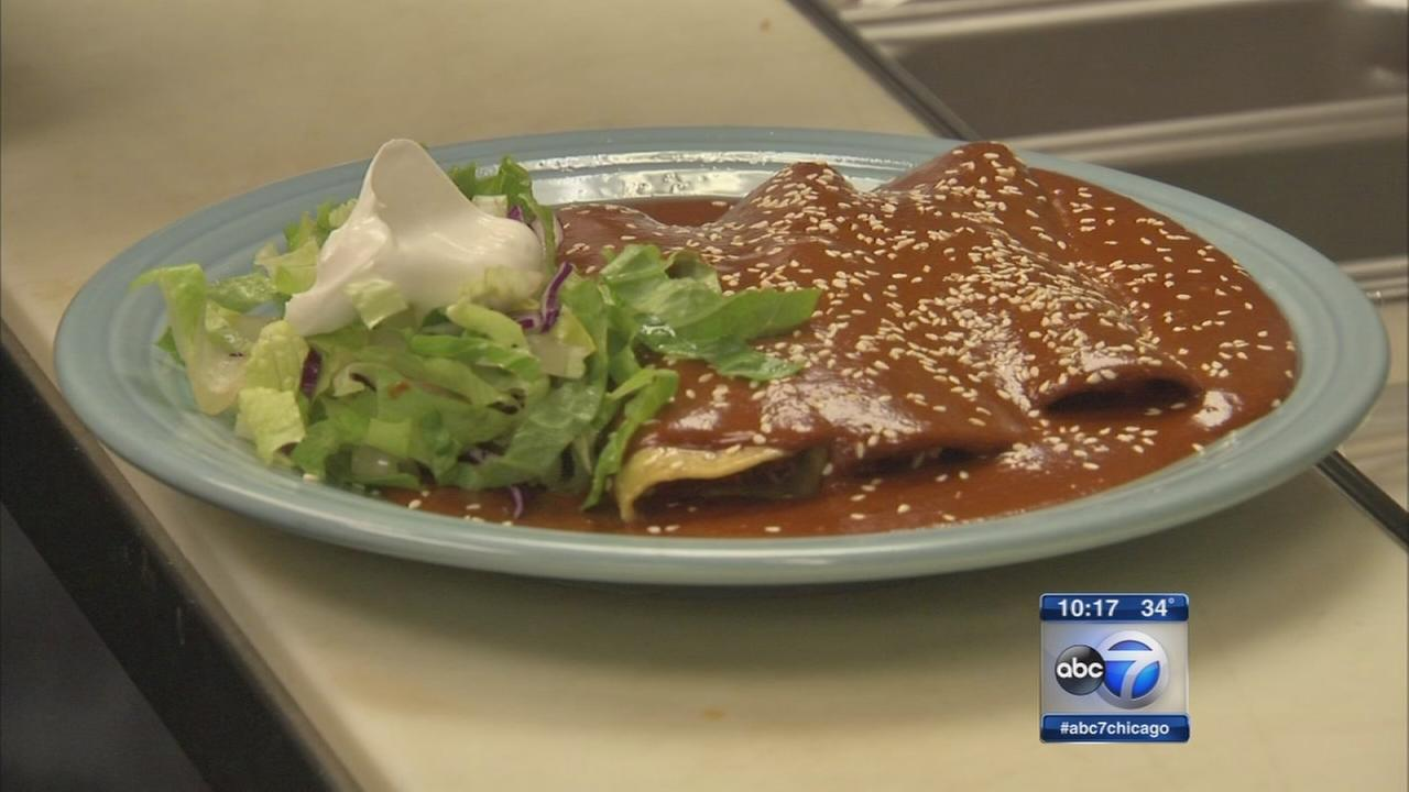 Sergios Place passes Mexicos mole sauce test