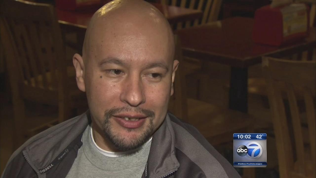Exonerated man freed from prison