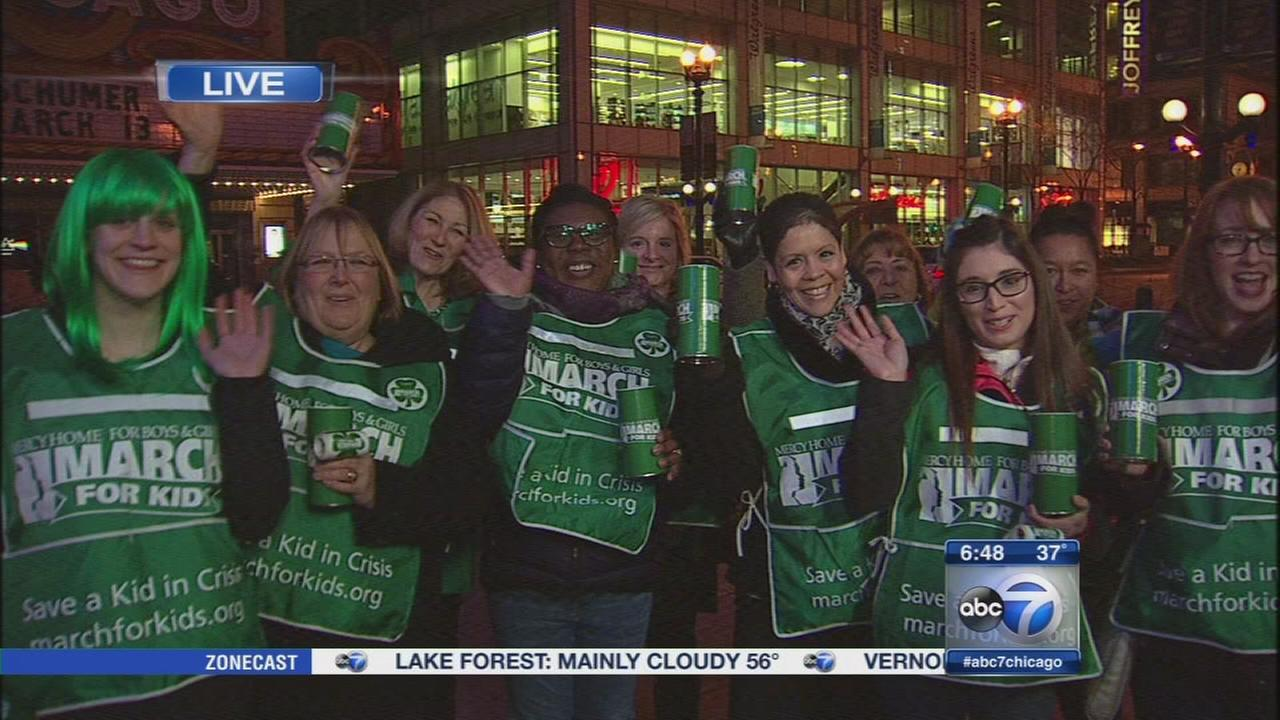 Mercy Home for Boys and Girls March for Kids