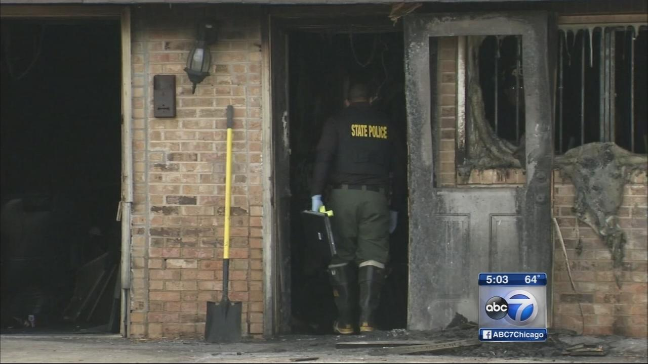 Fire destroys Harvey mayoral candidate?s campaign HQ