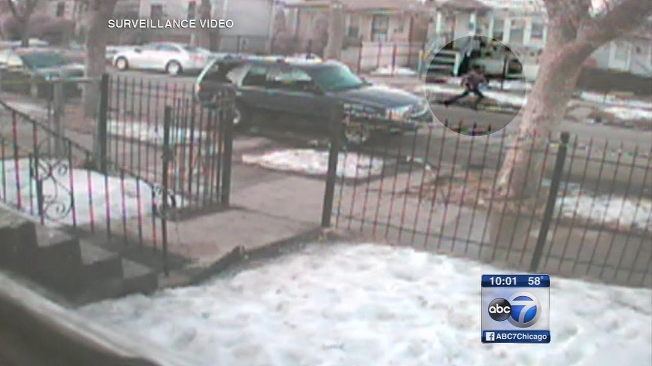 Surveillance video released in fatal shooting of 77-year-old deacon