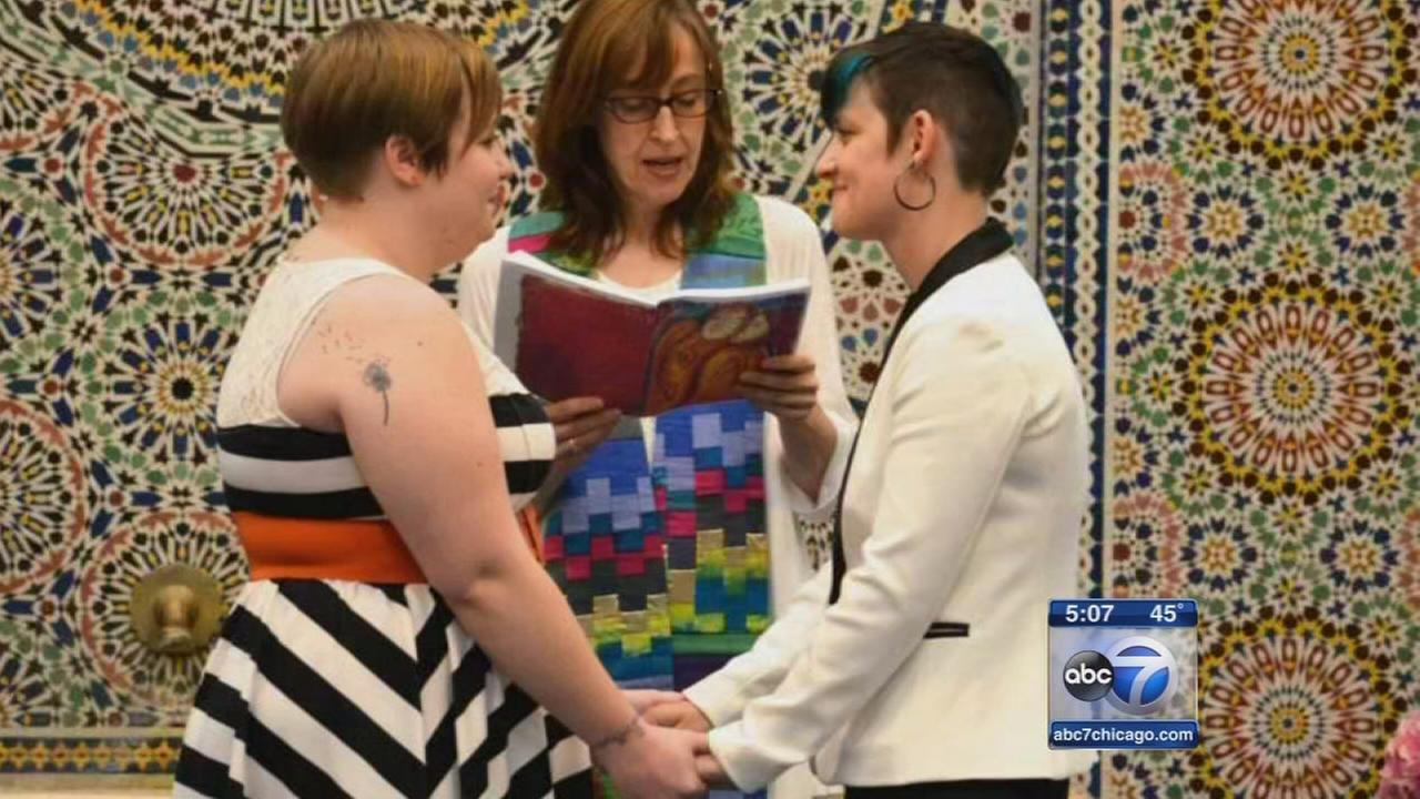 Presbyterian Church expands marriage to same-sex couples