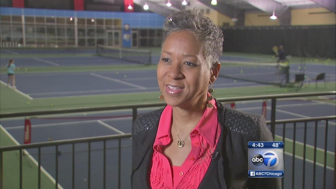 Chicago native hits ground running as CEO of USTA
