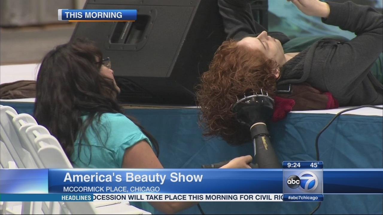 Americas Beauty Show comes to Chicago