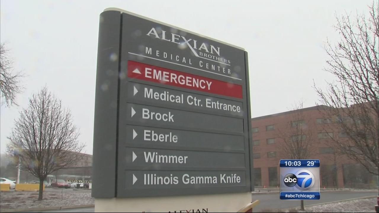 Man fatally stabs relative at Elk Grove Village hospital, police say