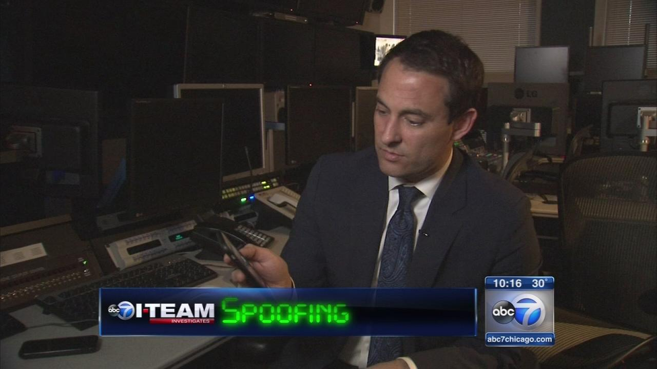 I-Team targeted in spoofing attack