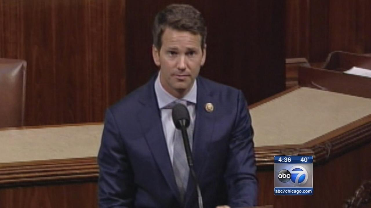 Aaron Schock leaving Congress