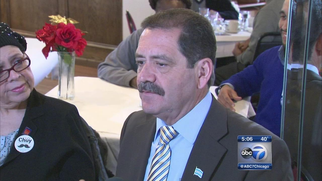 Garcia releases new ad ahead of mayoral debate