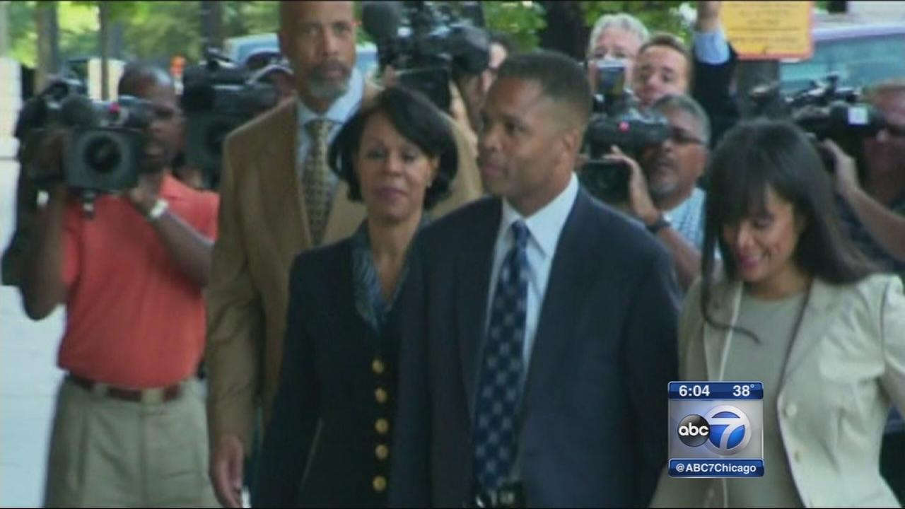 Jesse Jackson Jr. released from prison