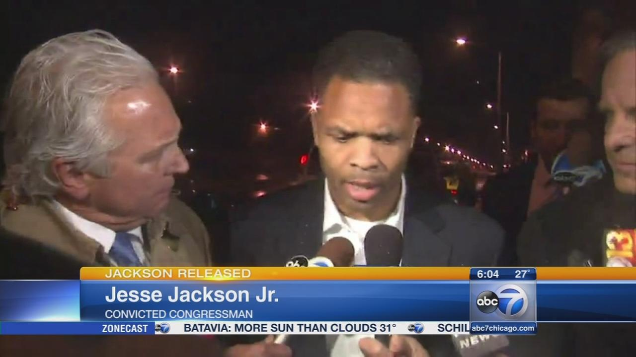 Jesse Jackson Jr. to look for work in Baltimore