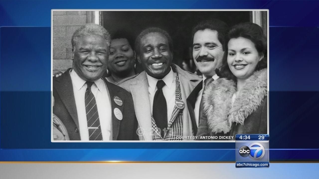 Rush slams candidates campaigning on Harold Washingtons legacy