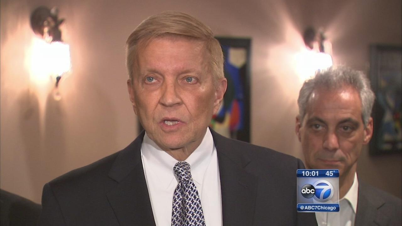 Ald. Bob Fioretti endorses Emanuel in mayoral race