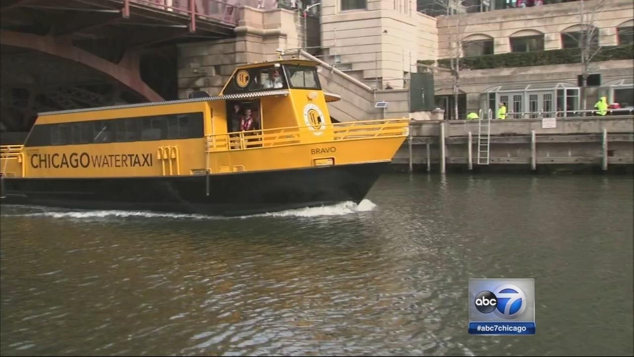 Water taxis return