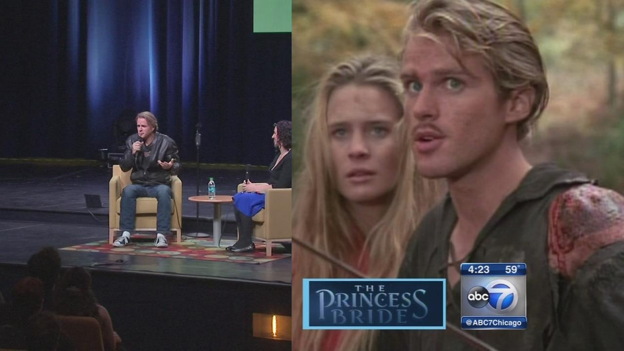 Cary Elwes shares ?Princess Bride? memories