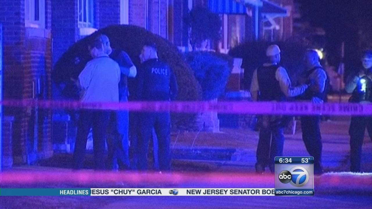 Shots fired at police on Chicagos South Side