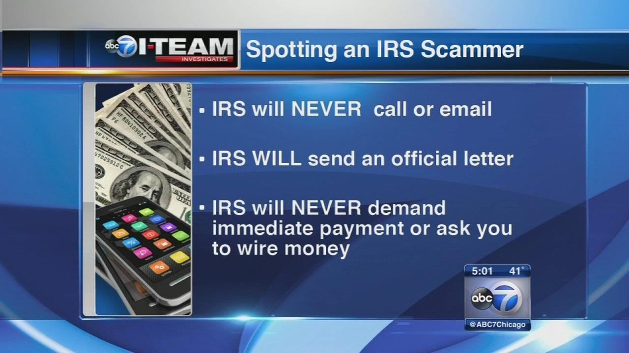 Phone scams on the rise as tax deadline looms