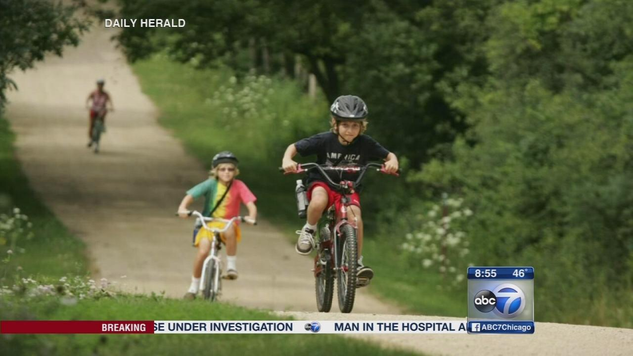 Daily Herald: The best bike trails in the suburbs