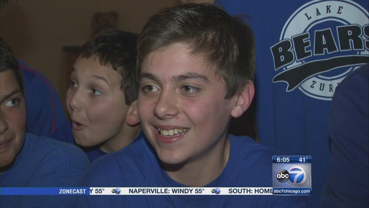 Lake Zurich 6th grader has near-perfect NCAA bracket