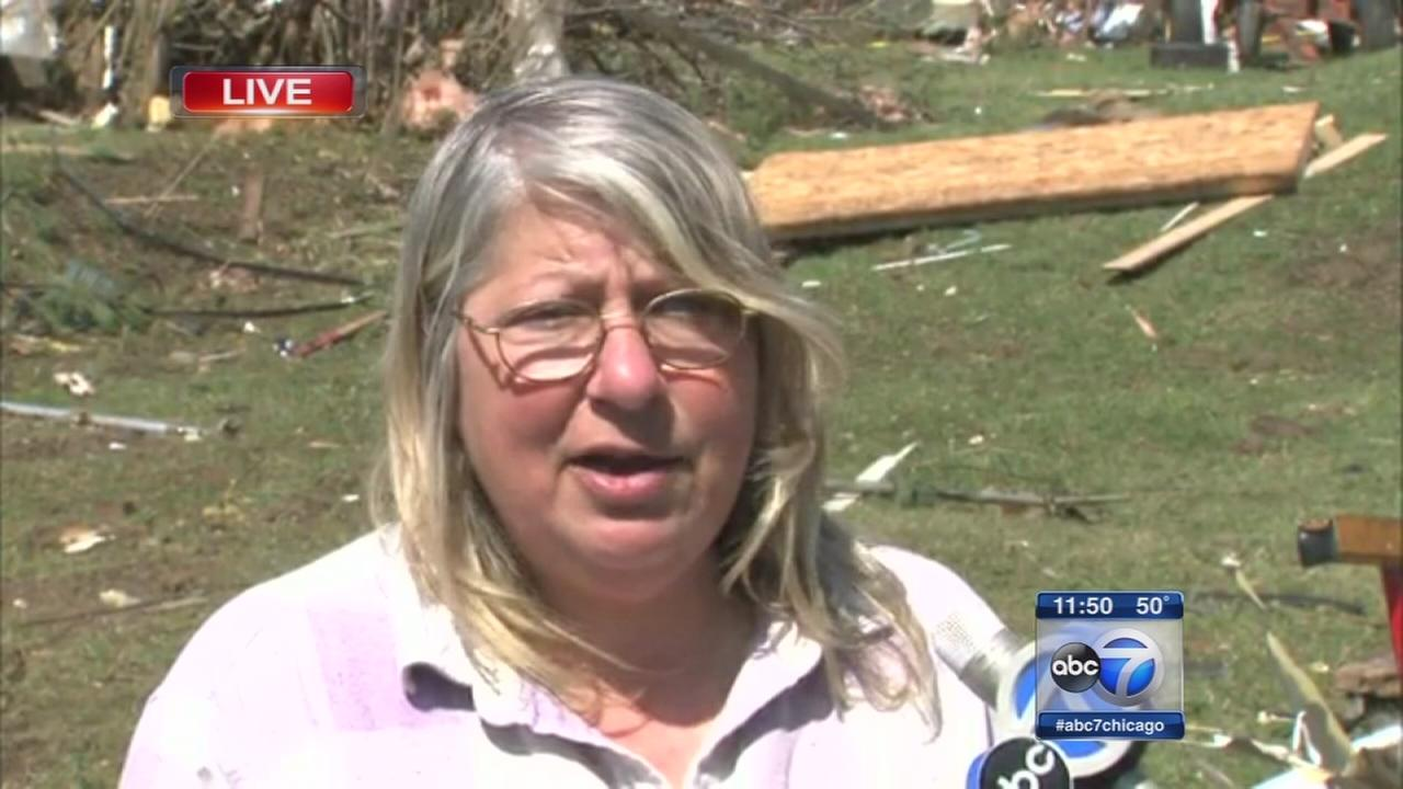 Fairdale resident set to rebuild after tornado