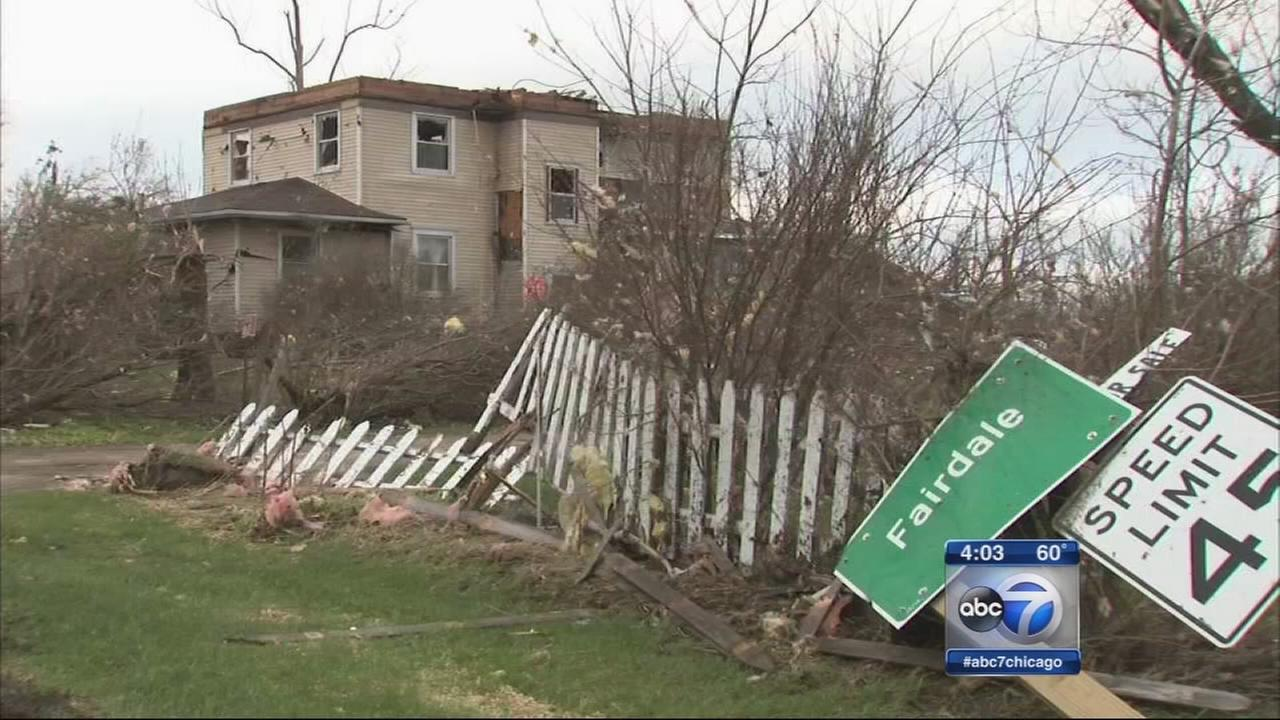 2 killed in Fairdale tornado