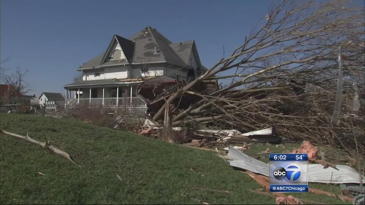 Fairdale IL tornado kills 2