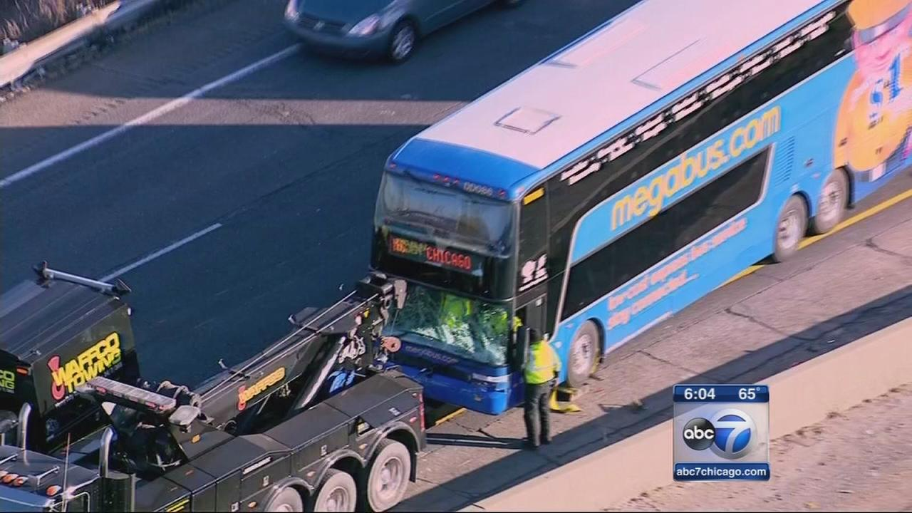 Megabus crash in Indiana raises questions of safety