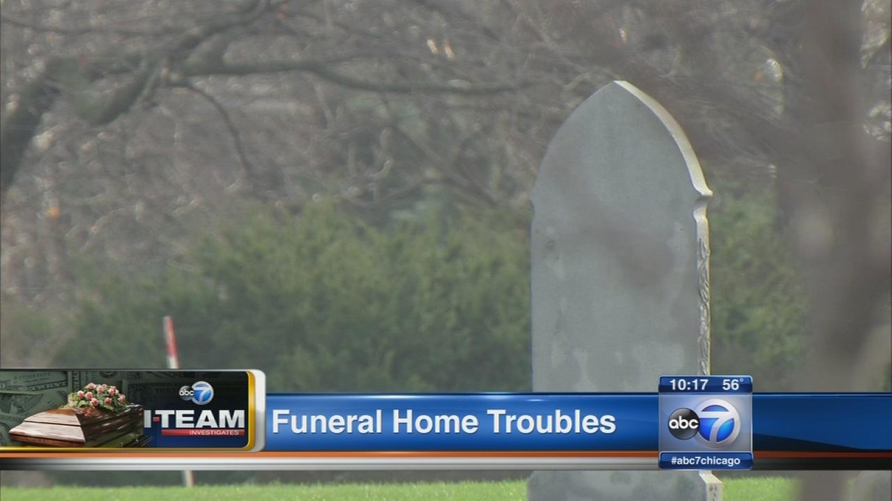 Funeral home troubles
