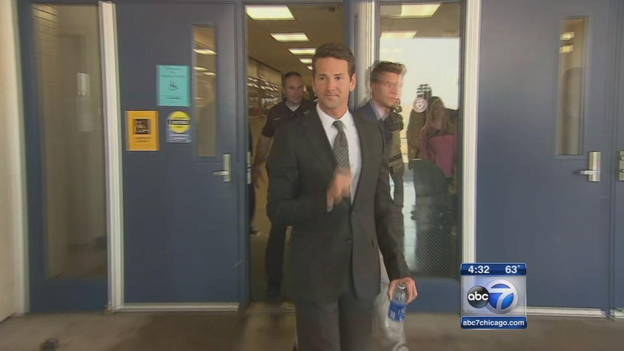 Supporter sues Schock for refund