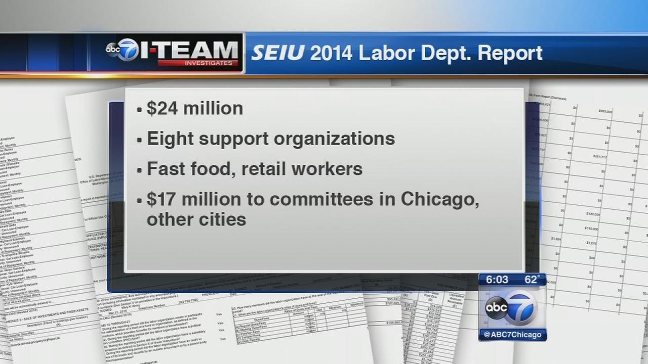 SEIU spending millions on minimum wage movement