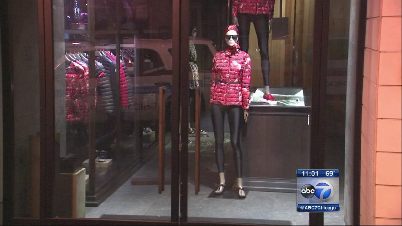 Gold Coast Moncler store targeted again