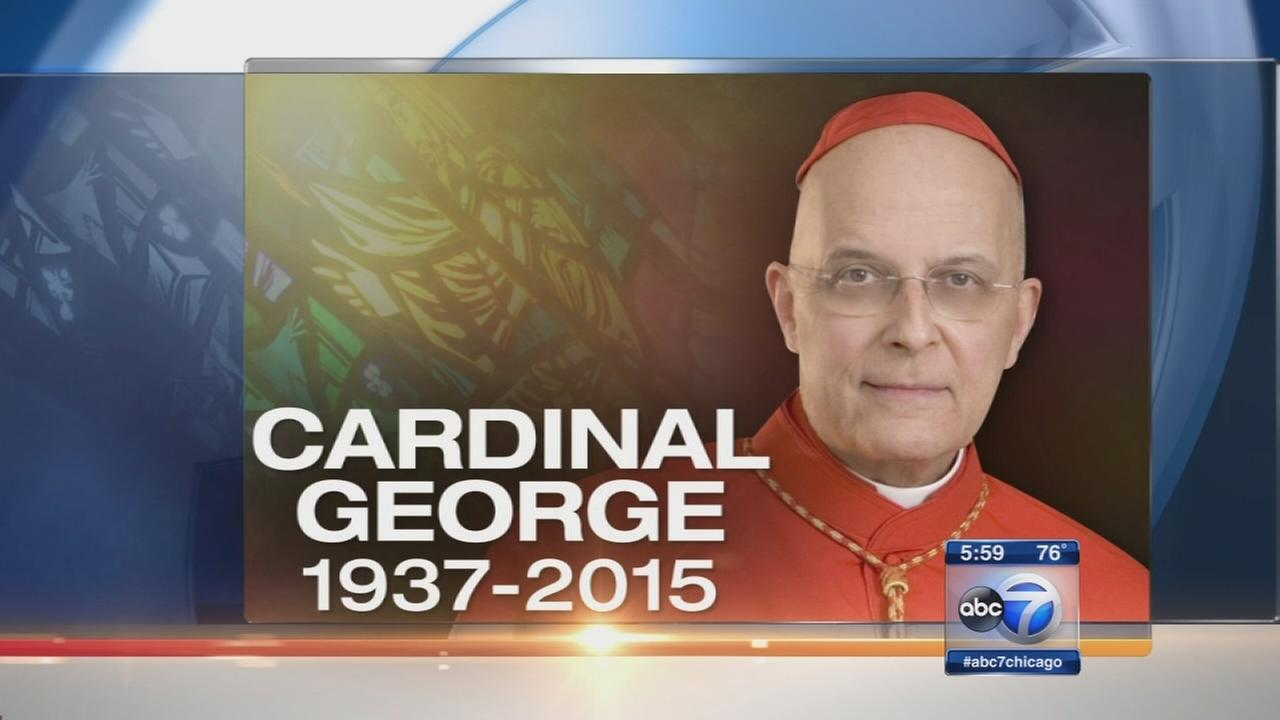Francis Cardinal Geoge dies after cancer battle