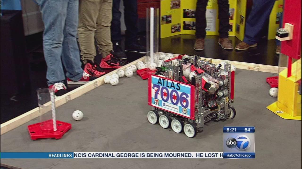 Chicago robotics team