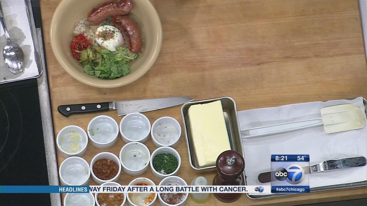 Local chefs face off in Cochon 555 competition