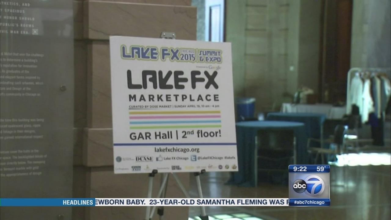 Chicago, Google team up for first-ever Lake FX Summit