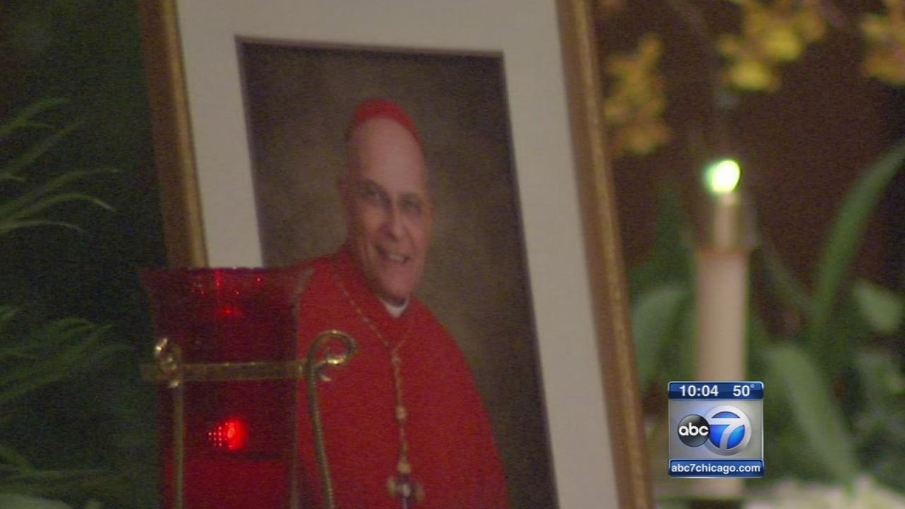Francis Cardinal George remembered at Sunday services