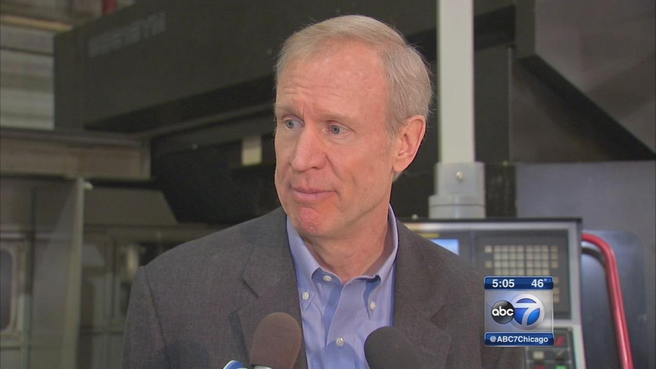 Rauner says he has little faith in CPS
